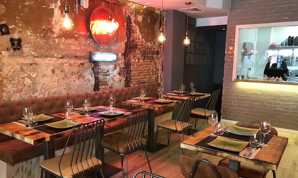 Misska, restaurante recomendado en Madrid por www.madridmeenamora.com