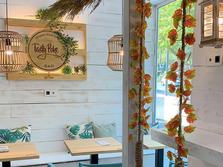 TASTY POKE BAR, LA COMIDA HAWAIANA SALUDABLE E INSTAGRAMEABLE