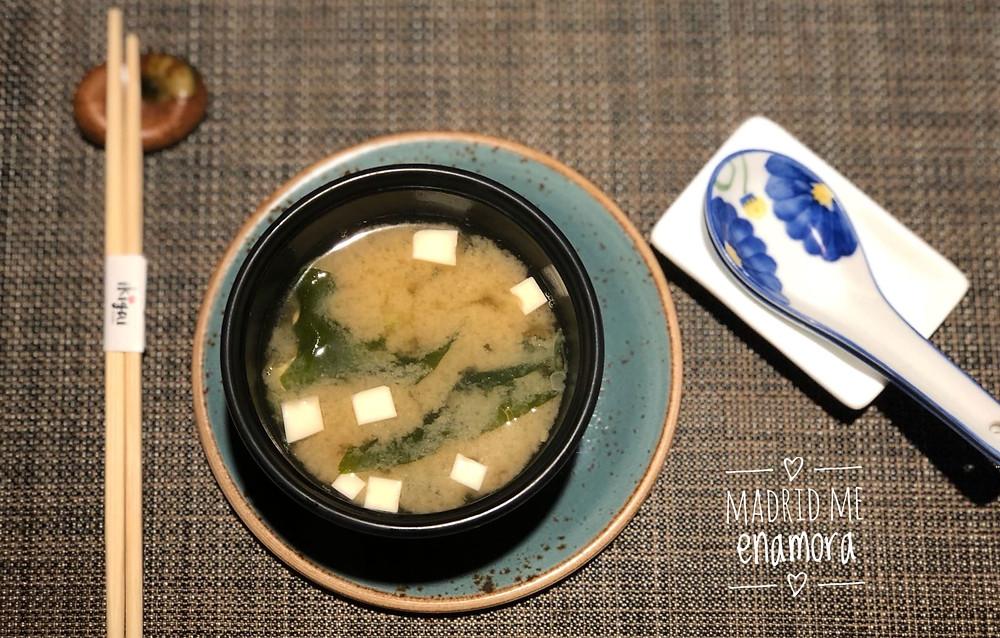 Ikigai, restaurante recomendado en Madrid por www.madridmeenamora.com