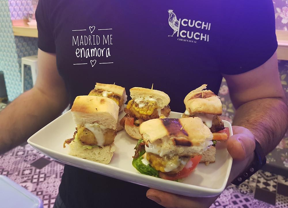 Cuchi Cuchi, recomendado en Madrid por www.madridmeenamora.com