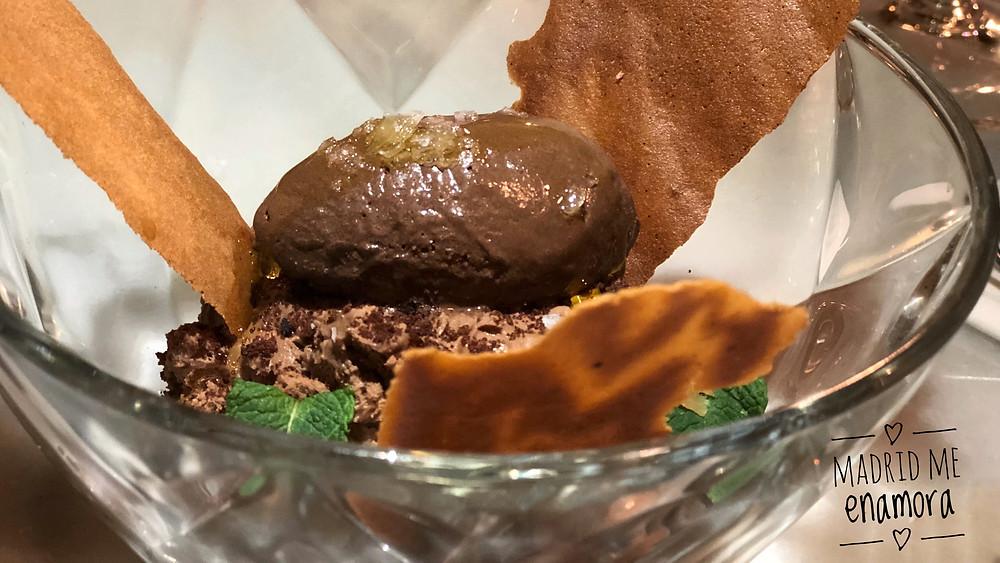Gran Clavel, restaurante recomendado en Madrid por www.madridmeenamora.com