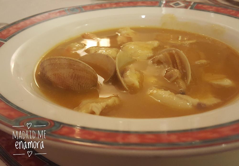 Oxs, restaurante recomendado en Madrid por www.madridmeenamora.com