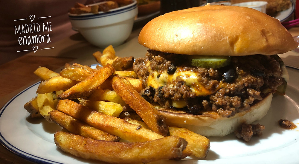 Burnout, hamburguesas recomendadas en Madrid por www.madridmeenamora.com
