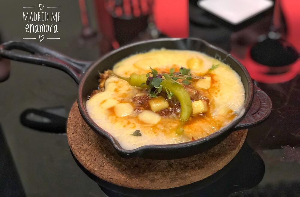 Iztac, restaurante en Madrid recomendado en www.madridmeenamora.com