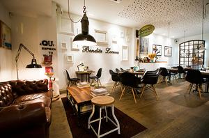 Bendita Locura Coffee & Dreams, restaurante recomendado en Madrid por www.madridmeenamora.com