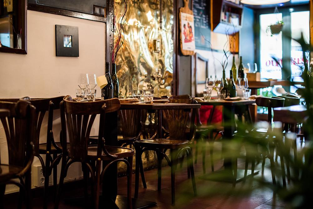 Matritum, restaurante recomendado en Madrid por www.madridmeenamora.com