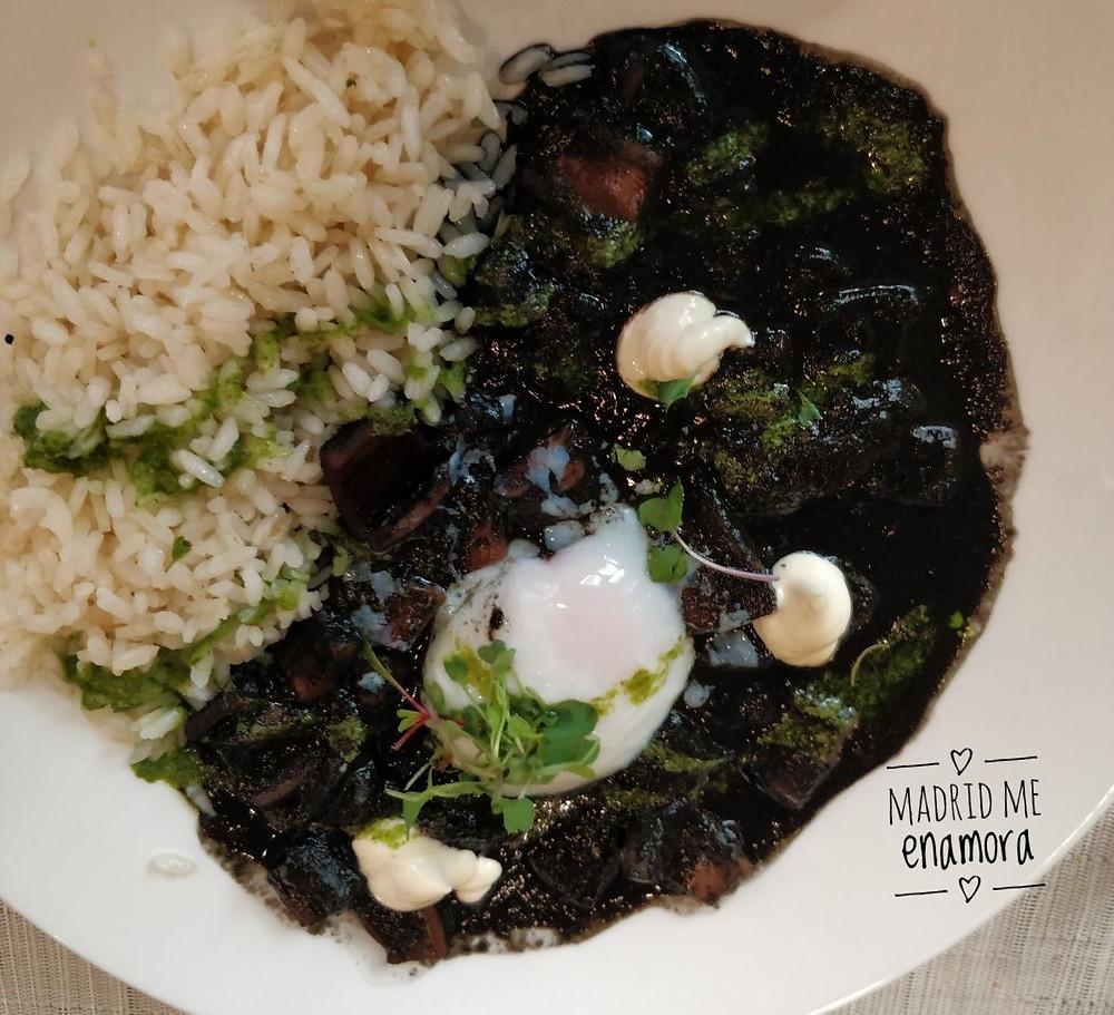 Perrachica, restaurante recomendado en Madrid por www.madridmeenamora.com