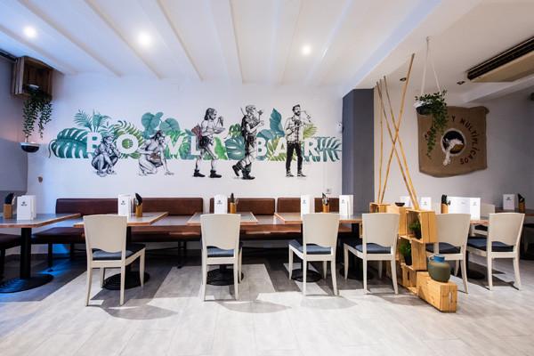 Bowl Bar, restaurante recomendado en Madrid por www.madridmeenamora.com