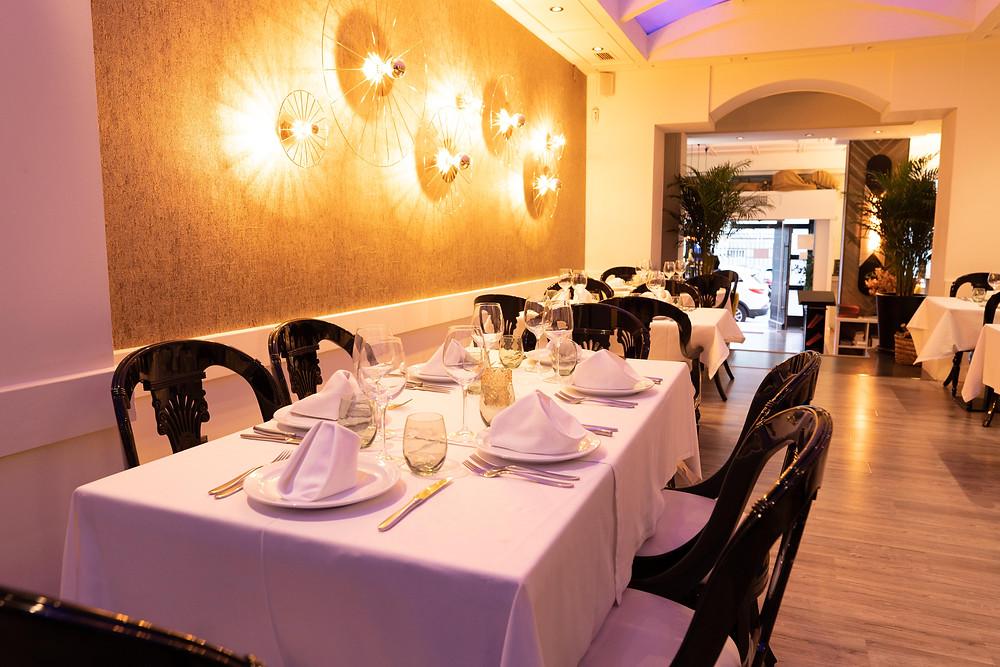 Tango Madrid, restaurante recomendado en Madrid por www.madridmeenamora.com