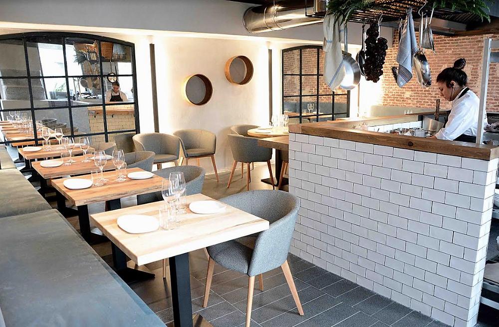 Sukaldean Bai Bokado, restaurante recomendado en Madrid por www.madridmeenamora.com