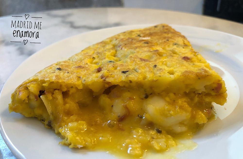 Pez Tortilla, restaurante recomendado en Madrid por www.madridmeenamora.com