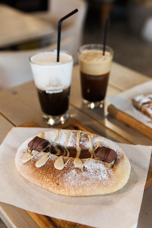 Zimis Lefkada coffee and snacks