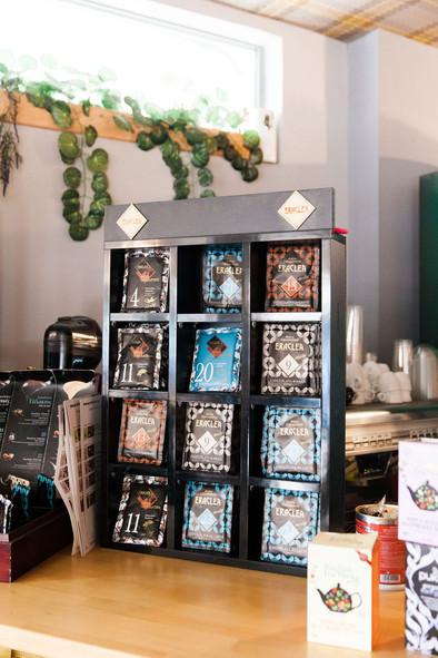 Zimis Lefkada speciality teas