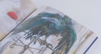 pottermore - bloomsbury artist's interview