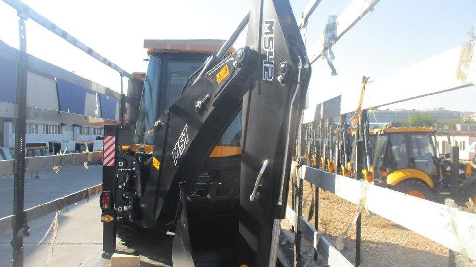 Экскаватор-погрузчик MST 542