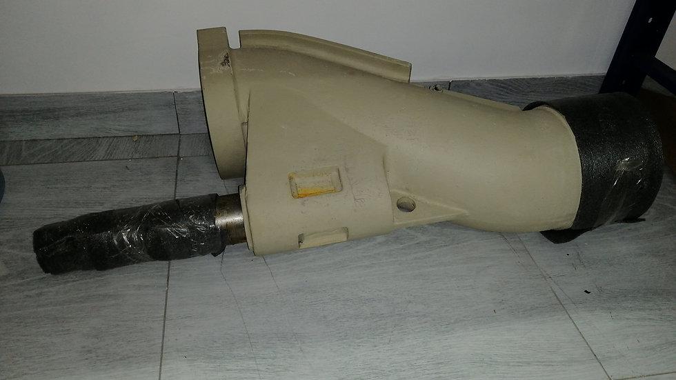 S - образная труба S2018N