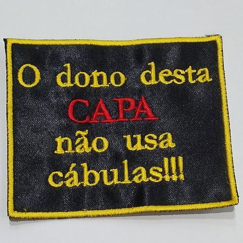 O dono desta CAPA