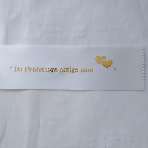 Fita da Professora