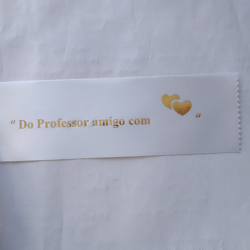 Fita do Professor