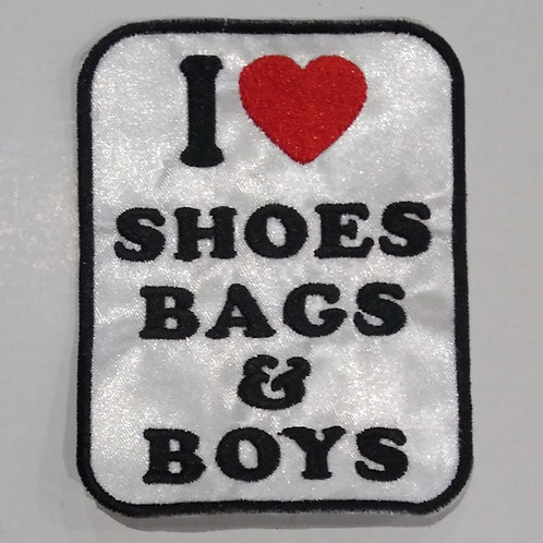 I Love Shoes, Bags and Boys