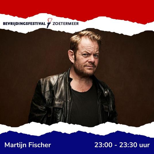 Bevrijdingsfestival Martijn Fischer