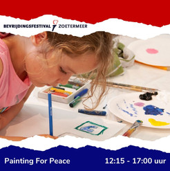 Bevrijdingsfestival Painting For Peace