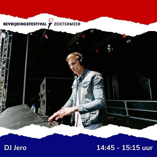 Bevrijdingsfestival DJ Jero