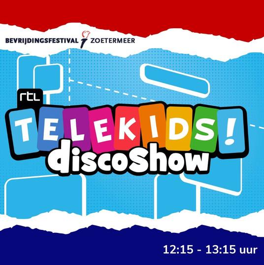 Bevrijdingsfestival Telekids