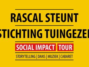 Zoetermeerse ondernemer Remco van der Schans zet zich muzikaal in voor Stichting Tuingezel