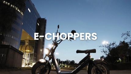 E-choppers