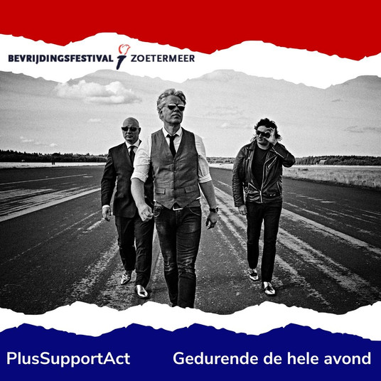 Bevrijdingsfestival PlusSupportAct