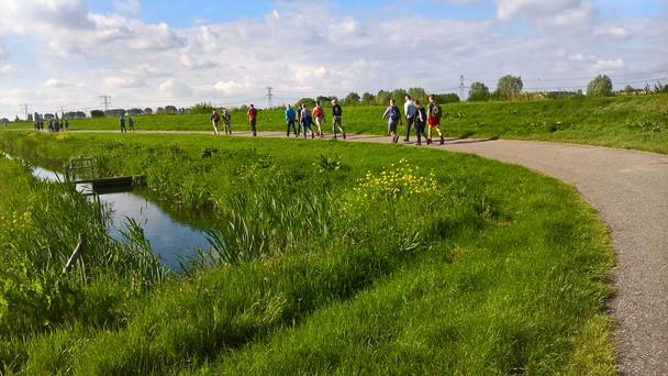 Wandeltocht Zoetermeer