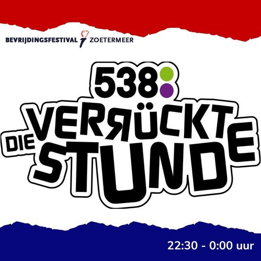 Bevrijdingsfestival Die Verruckte Stunde