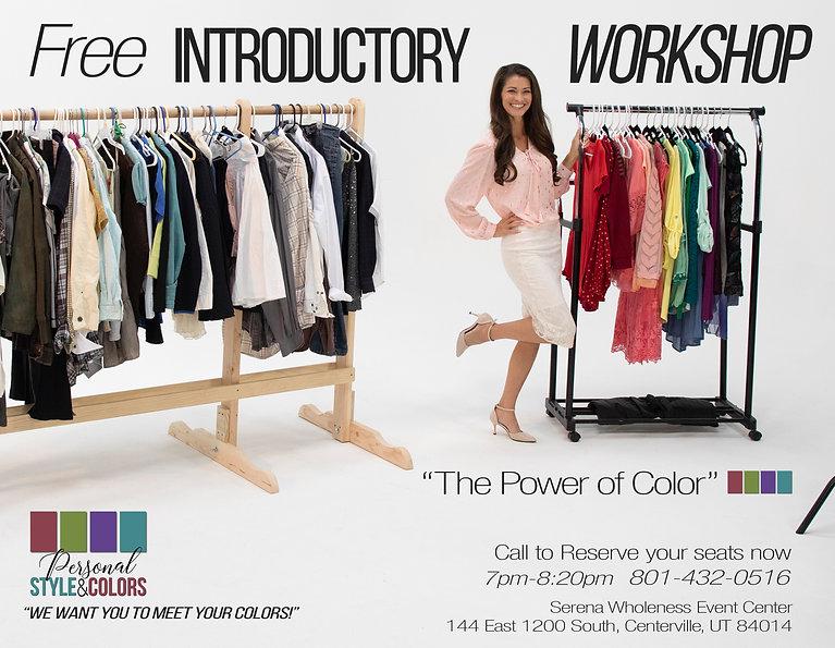 Free Intro Workshop Post - 18 September