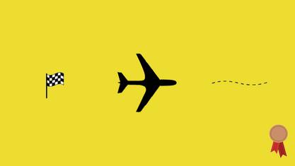 Spirit Airlines - Destination > Journey