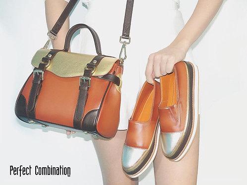 MOLLY Bag - Golden Brown