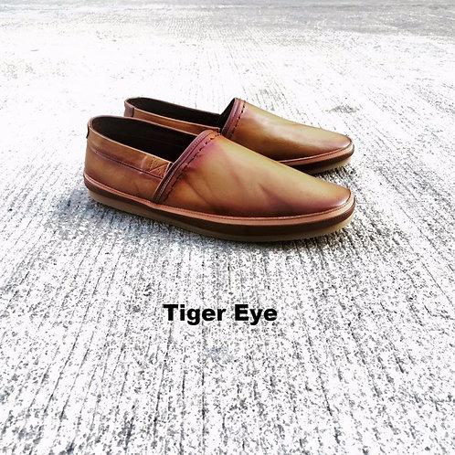 Summer Slip-ons : Tiger Eye