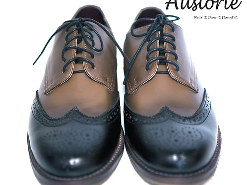 Oxford Wingtip - Vintage Tan