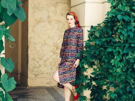 Czech Fashion Designers: Olga Afanasjeva