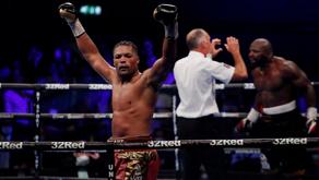 Joe Joyce Shaken But Not Stirred – Stops Carlos Takam In 6