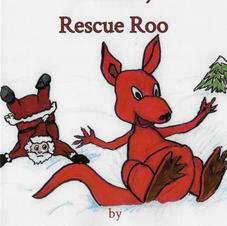 Marloo, Rescue Roo by Ali Holborn