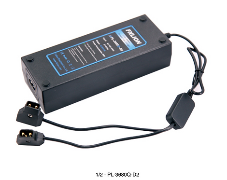 PL-3680Q-D2  Portable charger, 4A Output; No restriction on battery type