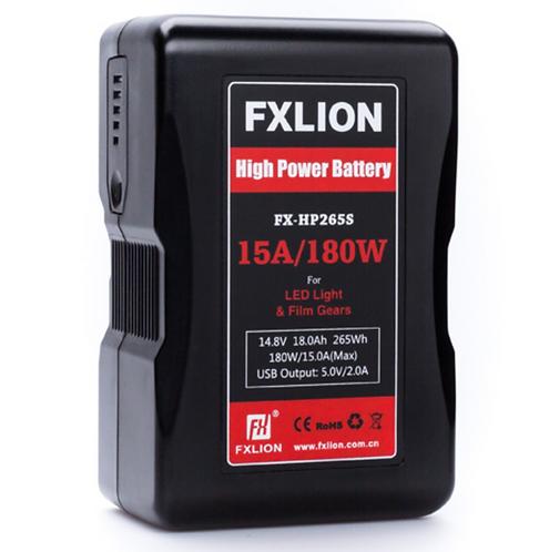 15A V-Mount Battery FX-HP265S