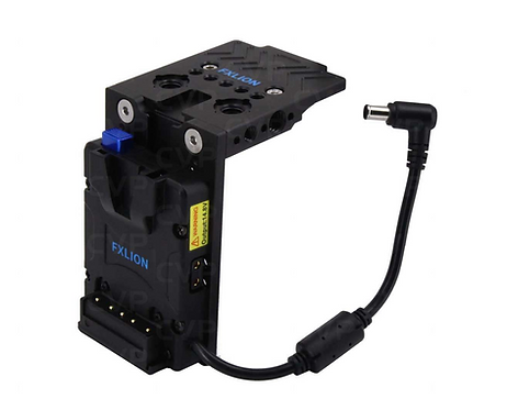 NANO Plate for Sony PXW-FX9 Camera