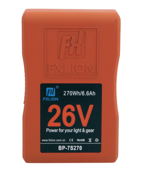 26V Li-ion Battery BP-7S230  230Wh, 12A working current(max)