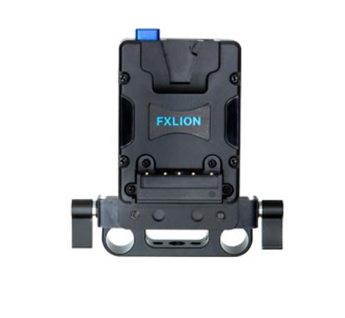NANOL15R  Angle adjustable mini V-Lock plate with 15mm rod mount