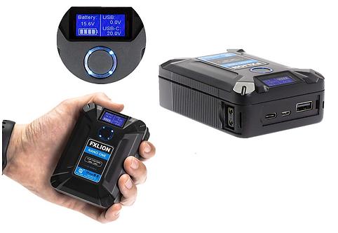 NANO ONE  NANO Battery,14.8V,50Wh; with D-tap,USB A/USB C/Micro USB