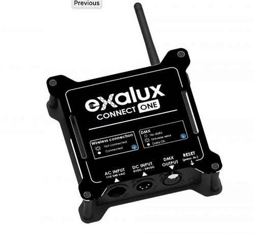 Exalux CONNECT ONE  Wi-Fi Box - Starter Kit