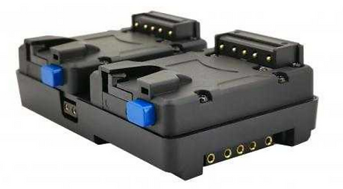NANOL2S-C  Two nano v-lock plate, UPS control inside,two batteries discharge con