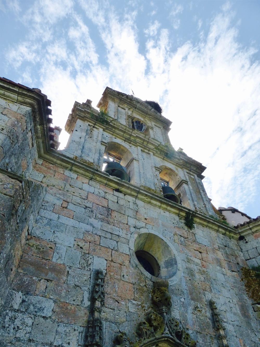 Spanish Church Front Facade